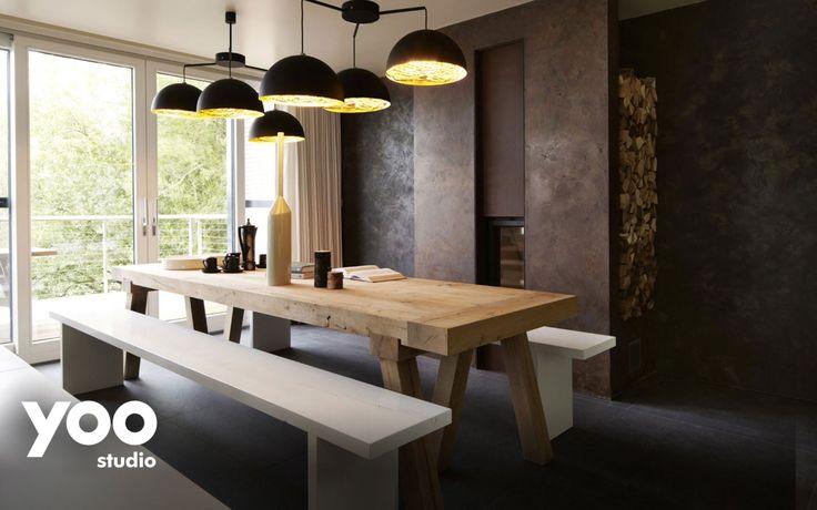 Dining room, rust