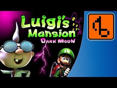 Luigi's Mansion: Dark Moon WITH LYRICS - [FLOSSTOBER 2015] - brentalfloss - YouTube
