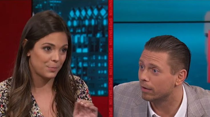 The real reason why Katie Nolan's ESPN debut was cut short after heated segment with The Miz