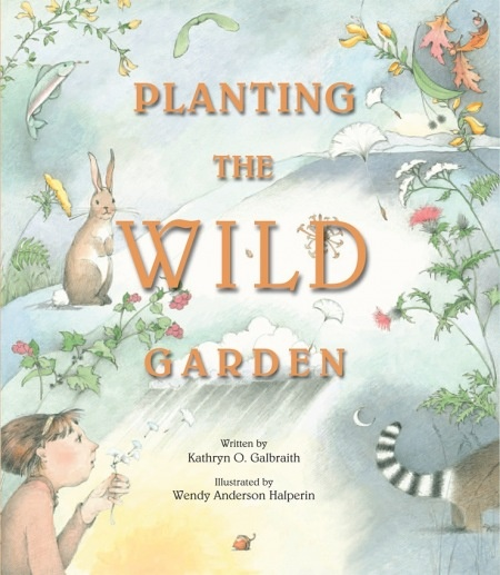 Blog with list of books and activities for plants