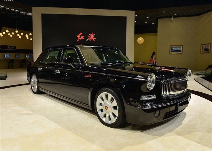 $800,000 Hongqi L5 is the most expensive Chinese car you can buy