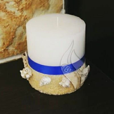 Summer candle