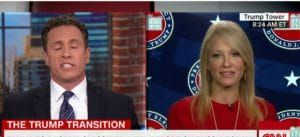 """CRAZY CHRIS CUOMO Shouts At Kellyanne – Kellyanne Calmly Responds: """"You Just Want To Argue With Me"""" (VIDEO) – American Lookout"""