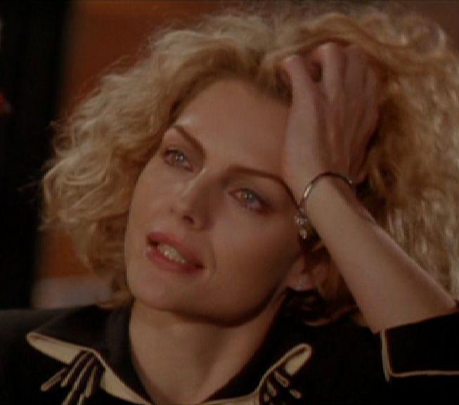 Michelle Pfeiffer in Batman Returns as Catwoman Selina