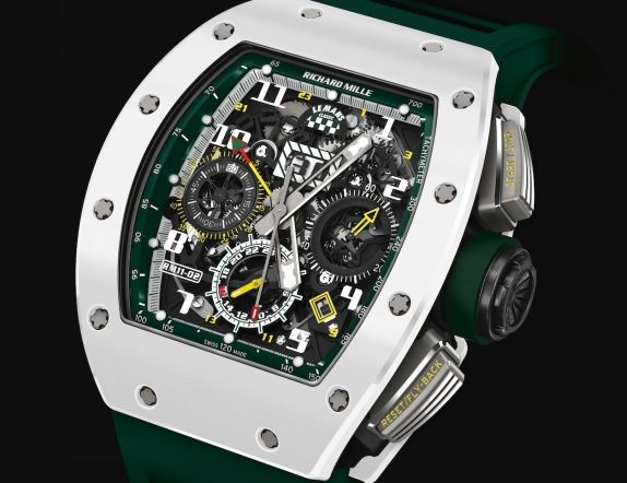 Richard Mille RM 11-02 Le Mans Classic - montre de sport Homme
