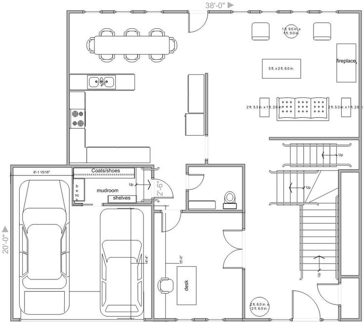 Mud Room Sketch Upfloor Plan Laundry Room Style