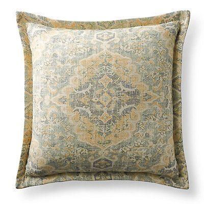 Cyprus Pillow Sham - King - Frontgate