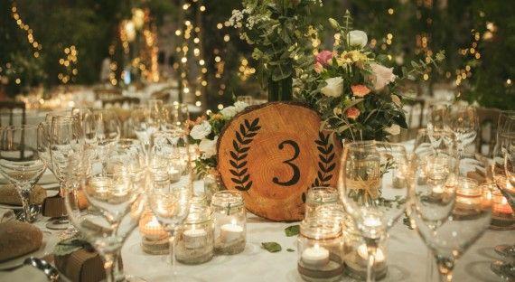 Viste tu mesa nupial con estilo   TELVA