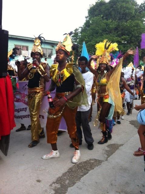 #Carnival - #Belize #Independence #Parade in Orange Walk Town