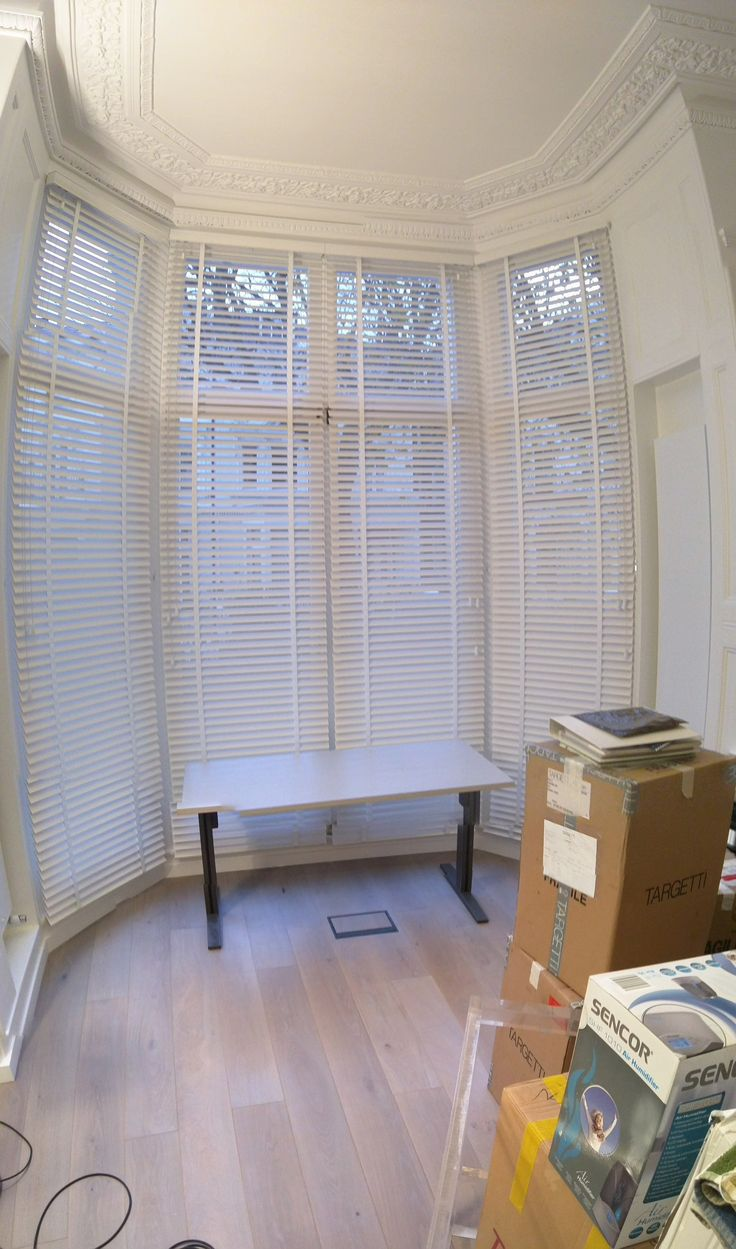 Bay Window Blinds A Collection Of Ideas To Try About Home