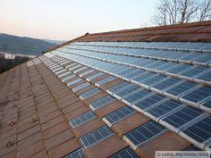Innovation : toit solaire incognito