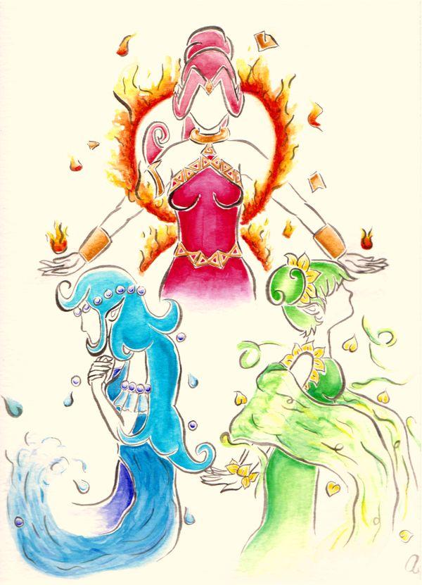 Three goddesses zelda : Suite hotels vegas