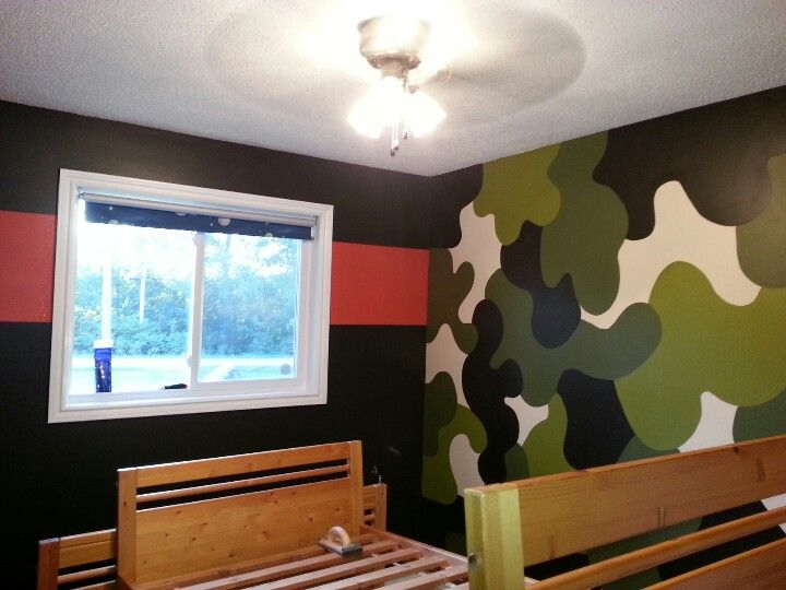 camouflage bedroom. Boys camouflage bedroom  Did this for my seven year old son The 25 best Camouflage ideas on Pinterest Camo