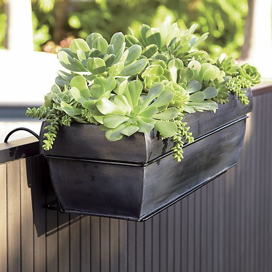 32 Best Deck Rail Planters Images On Pinterest: 1000+ Images About Rail Planter On Pinterest