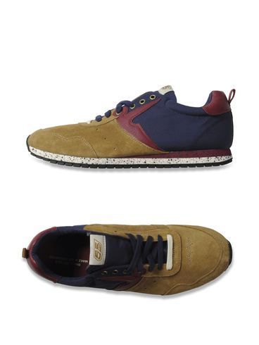 Diesel Lowtop Sneakers in Multicolor for Men (Blue).