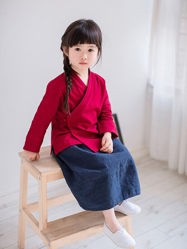 b2b8e8d38 Han style Jacket for kids Embroidery Bags, Brocade Dresses, Cheongsam Dress,  Chinese Clothing