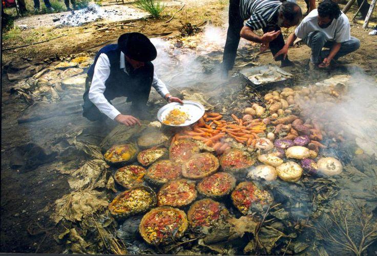 Gastronomía regional. Te esperamos en www.facebook.com/viajaportupais