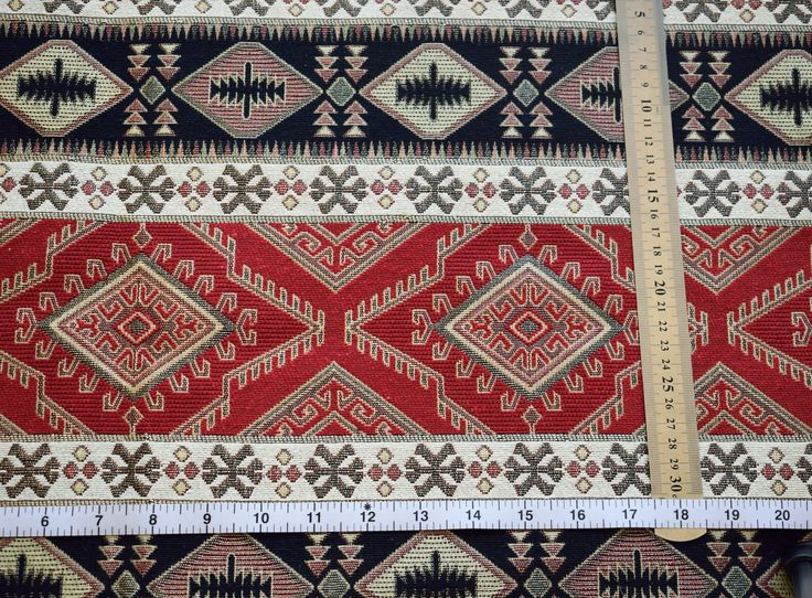 Ethnic Fabric,Carpet Fabric,Kilim Fabric,Geometric Fabric,Woven Fabric,Tribal Fabric,Turkish Fabric,Cotton Fabric,Upholstery Fabric by GFcraft on Etsy