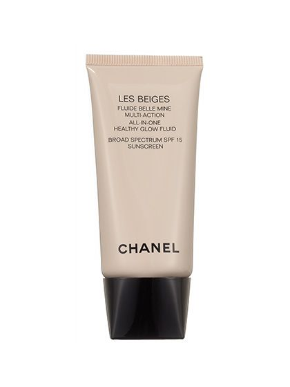 Best of Beauty: How to nail the no-makeup makeup look—Chanel Les Beiges All-in-One Healthy Glow Fluid is like wearing an Instagram filter on your face