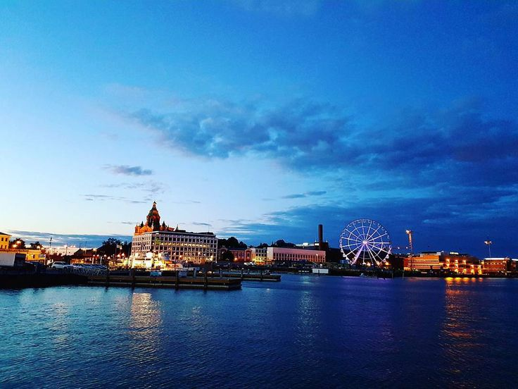 Thinking of Going to Reykjavik (Like Everyone Else)? You Should Try Helsinki Instead.