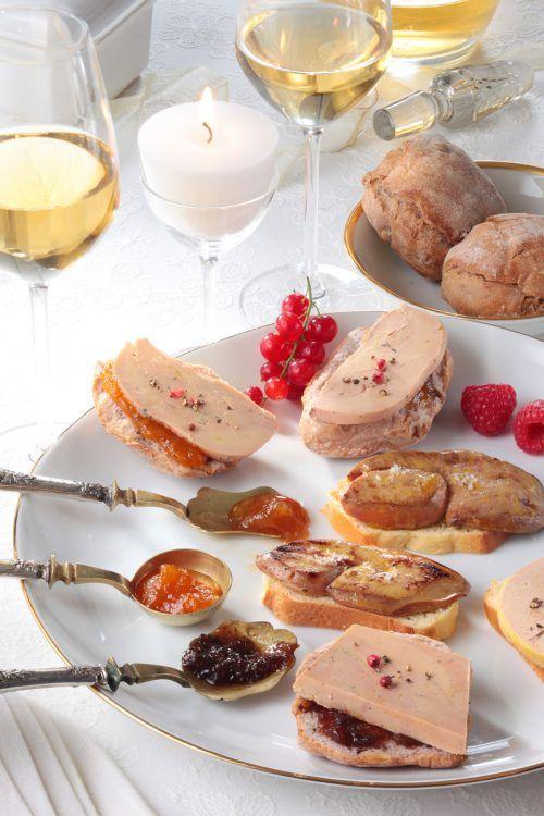 Pour lui, pour elle, la Saint Valentin, un rendez-vous gourmand autour du Foie Grasavec nos 2 #recettes !  #foiegras