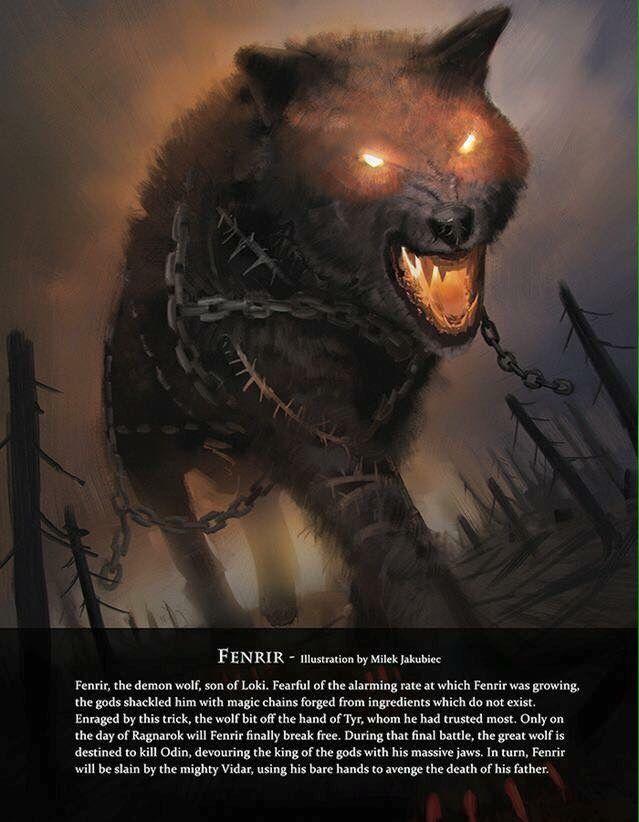 hell wolf wisdom
