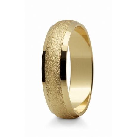NIX Pracownia Złotnicza|Obrączki Ślubne|Żółte Złoto