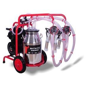 Melasty® Süt Sağım Makinesi Büyük Baş Çift Sağım