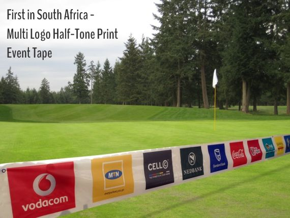 A FIRST in South Africa: Multi Logo Half-tone Print Event Tape. This new product now gives Event Organisers the option to have multiple logos printed on their event tape. In the past this was not possible. View the promo here: http://www.rightstuff.tv/newsletter-2-5-2014.html