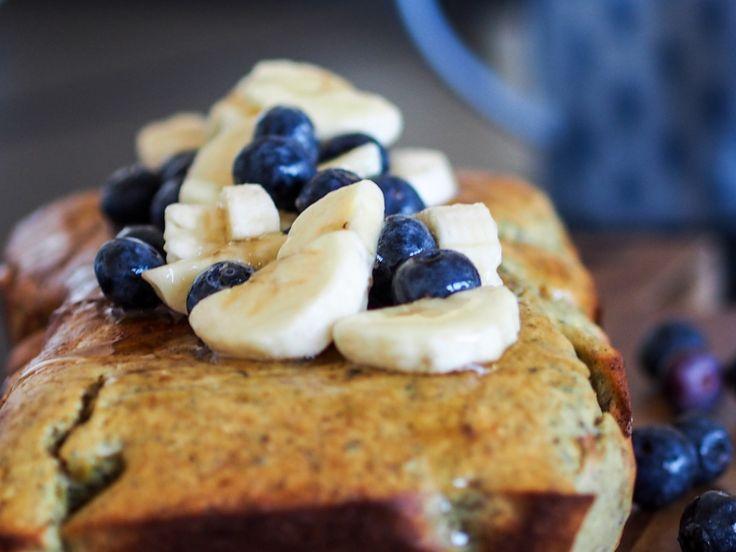 Proteinrik frokostkake - gir deg sunn og rask frokost hele...