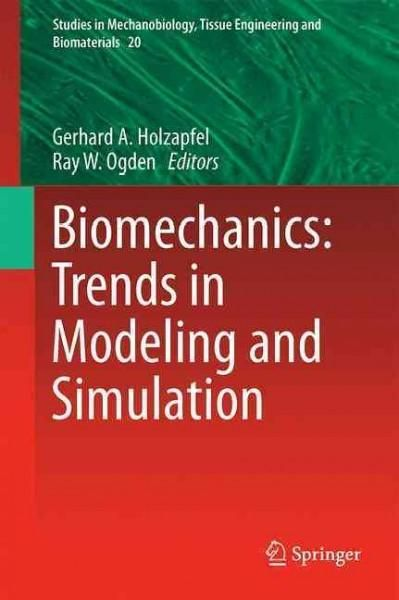 12 best books regenerative meds images on pinterest science biomechanics trends in modeling and simulation studies in mechanobiology tissue engineering and biomaterials free ebook fandeluxe Image collections