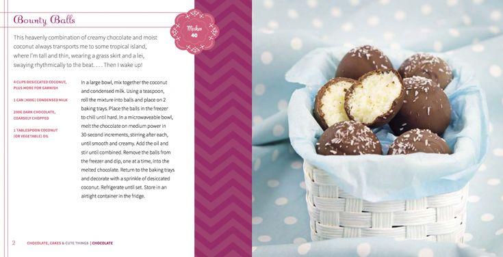 Chocolate, Cakes & Cute Things | 4 Ingredients