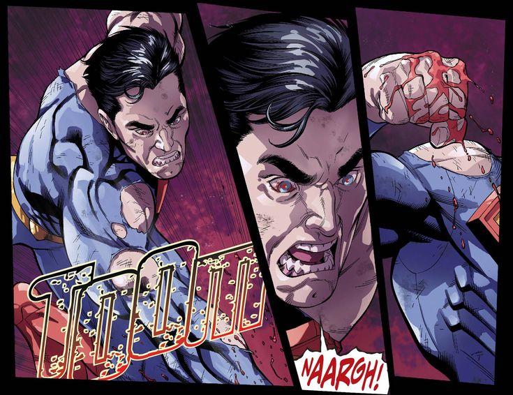 Superman Kills Green Arrow (Injustice)