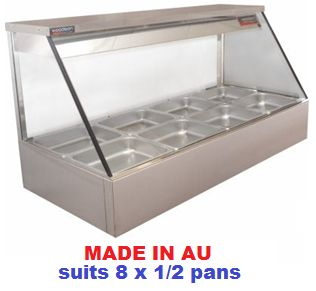 Woodson W.HFS24 Bain Marie - Hot Food Display & Bain Marie - Kitchen & Catering Equipment