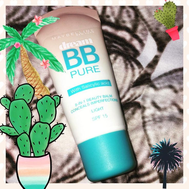 "23 Likes, 5 Comments - @glamandbeauty81 on Instagram: ""Review 94: Maybelline @maybelline - Dream Pure BB Cream SPF 15 in Light⠀ ⠀ Damn! I am shocked and…"""