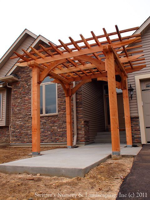 trellis and arbors for front entrance | Recent Photos The Commons Getty Collection Galleries World Map App ...