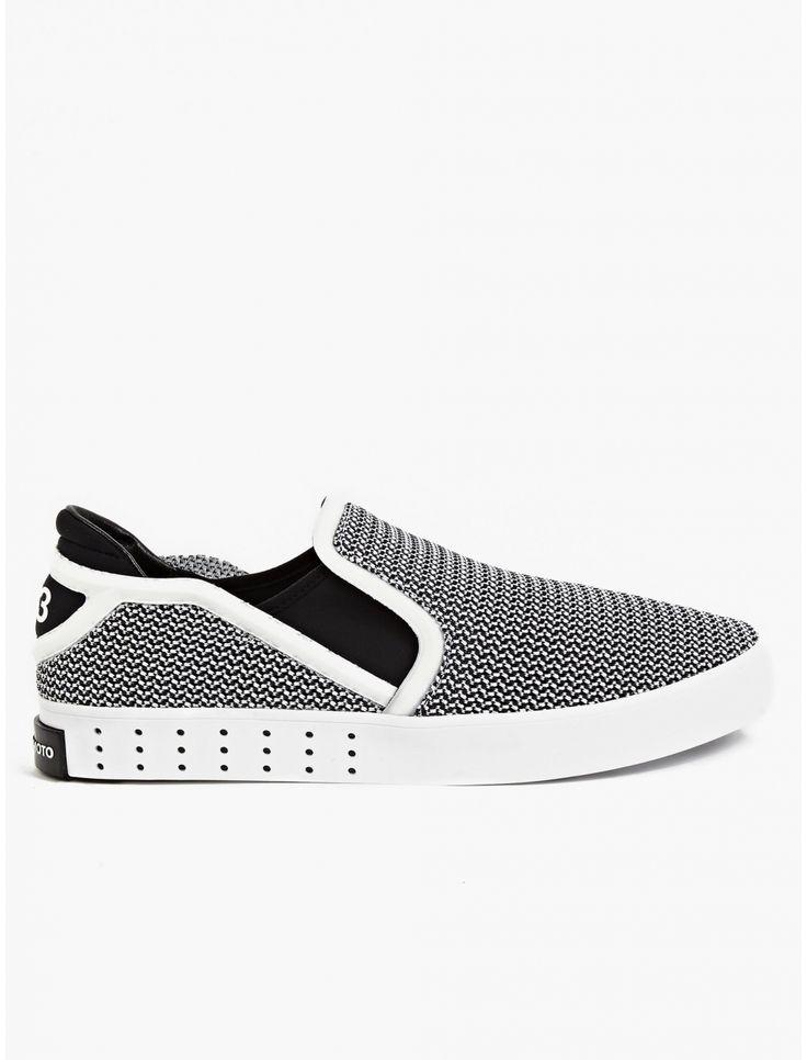 Y-3 Men's Laver Slip-On Sneakers | oki-ni
