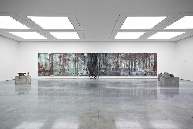 Anselm Kiefer - White Cube - Contemporary sacred art | CoSA