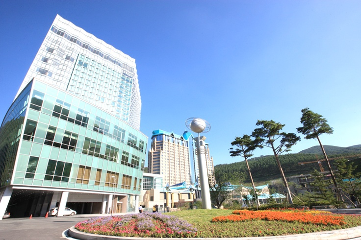 The Convention Hotel of High 1 Ski Resort in Jungsun, South Korea on April 19th, 2013. Homepage.http://www.high1.com/Hhome/main.high1 Blog.http://blog.naver.com/high1cs FaceBook.http://www.facebook.com/high1forcs Twitter.https://twitter.com/high1story