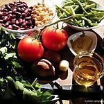 """recette Salade Niçoise """"chaude"""" au thon frais"""