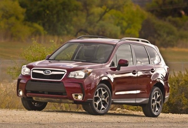 2014 Subaru Forester Reds Wallpapers 600x407 2014 Subaru Forester Full Reviews