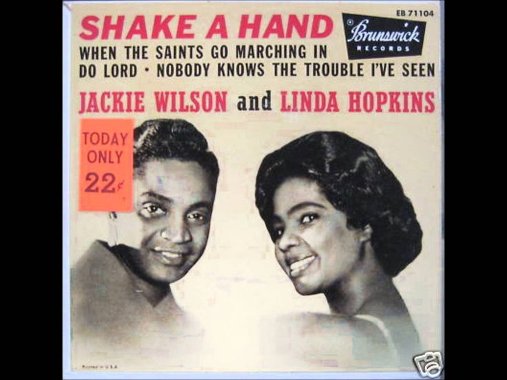Jackie Wilson and Linda Hopkins - Do Lord
