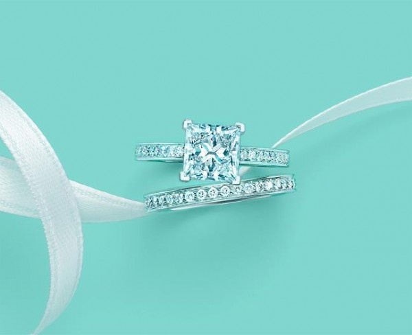 Tiffany Grace Engagment Ring.