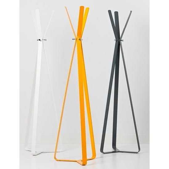 Coat Stands UK. Silver Coat Stand. Coat Rails