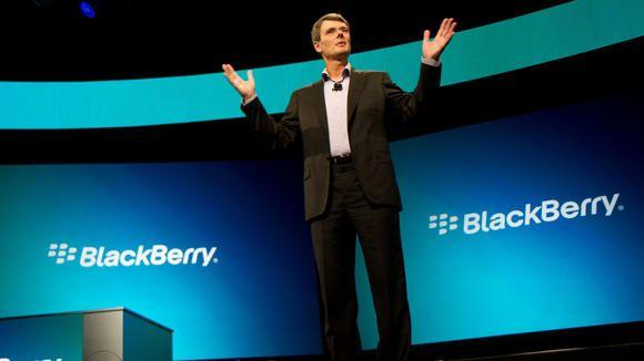 BlackBerry Will not Make Cheap Mobile Phones   GOILD