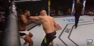 Glover Teixeira vs. Rashad Evans video highlights #UFC