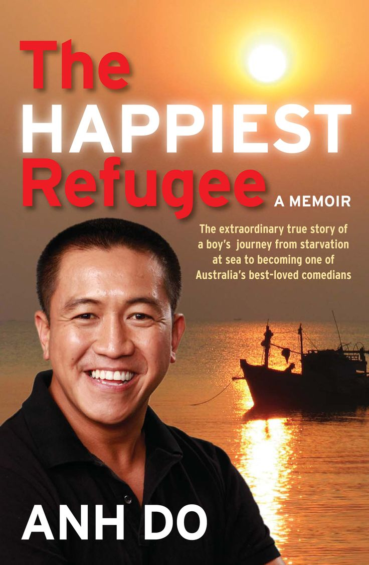 As I have said before, reading for school can be a pleasure or a right pain in the patella. Anh Do'sThe Happiest Refugeewas unequivocally the former.