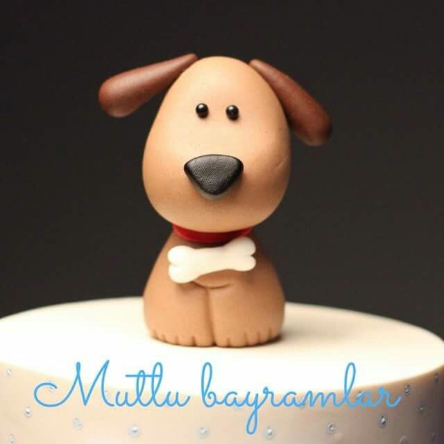 Fondant Doggy                                                                                                                                                      More