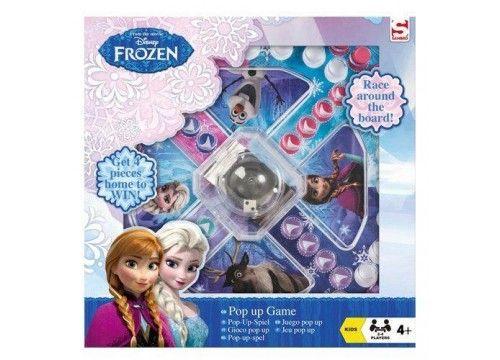 Disney Frozen Mini Pop up Game - http://tidd.ly/54e50e9c