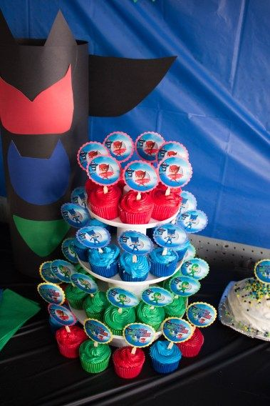 How to have the Ultimate PJ Masks Birthday Party